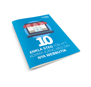 fa323d4d0250 Läs e-boken 10 enkla steg för att komma igång med din nya webbutik